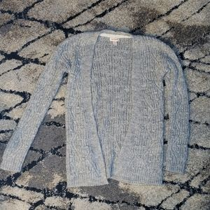 Girls 10-12  Cardigan